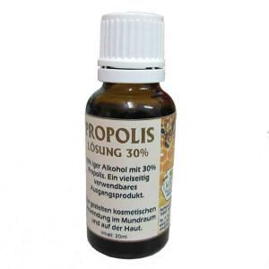 Beste Propolis Tinktur 30% vom Imker