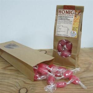 Honig-Heidelbeere-Bonbons
