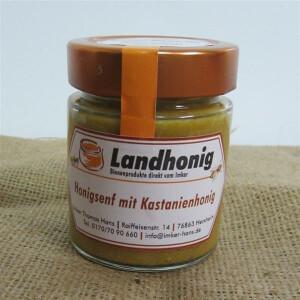 Honigsenf-mit-Akazienhonig