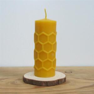 100% Bienenwachskerzen