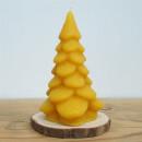 Tannenbaum aus 100% Bienenwachs