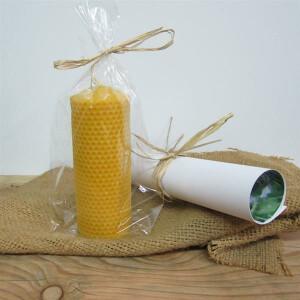 Geschenk Bienenpatenschaft mit Präsent