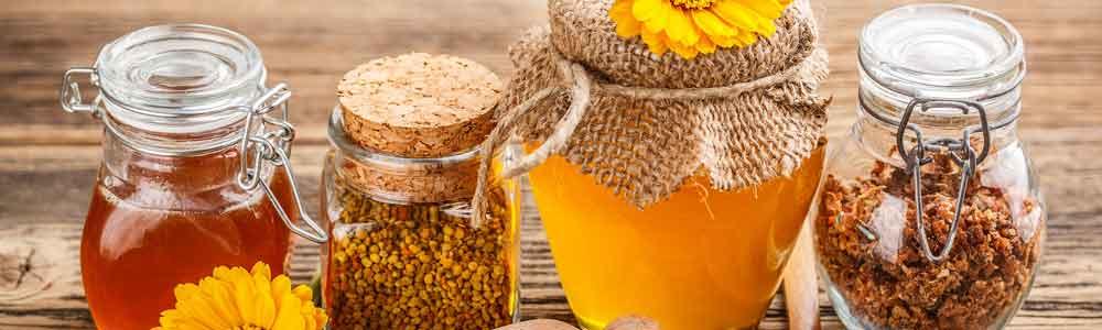 Bienenprodukte aus der Pfalz